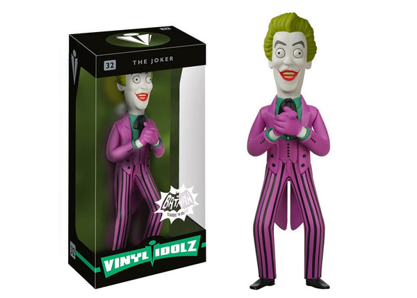 Batman Classic 1966 TV Series - The Joker Vinyl Idolz Figure