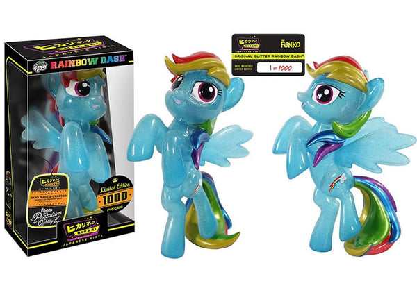 My Little Pony - Original Rainbow Dash Hikari Vinyl Figure [LE 1000]