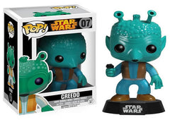 Star Wars Vault - Greedo Pop! Vinyl