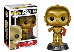 Star Wars Episode 7 - The Force Awakens C-3PO Pop! Vinyl