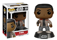 Star Wars Episode 7 - The Force Awakens Finn Pop! Vinyl