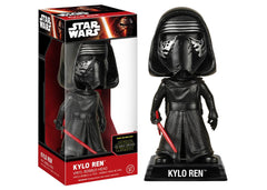 Star Wars: The Force Awakens - Hooded Kylo Ren Wacky Wobbler