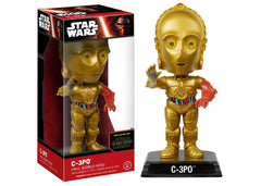 Star Wars: The Force Awakens - C3PO Wacky Wobbler