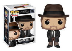 Gotham - Harvey Bullock Pop! Vinyl