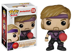 Dodgeball - White Goodman Pop! Vinyl