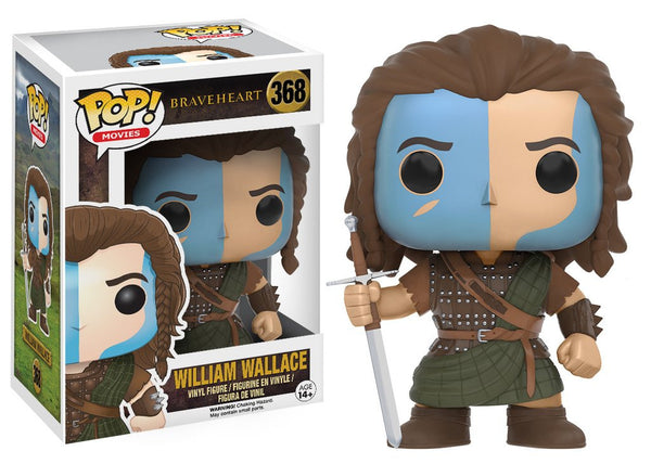 Braveheart - William Wallace Pop! Vinyl