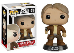Star Wars Episode 7 - The Force Awakens Han Solo Pop! Vinyl