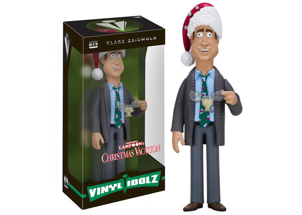 National Lampoon's Christmas Vacation - Clark Griswold Vinyl Idolz Figure