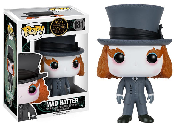 Funko Pop! Alice Through the Looking Glass - Mad Hatter Pop! Vinyl Figure #181