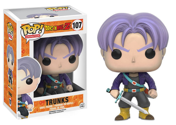 Dragonball Z - Trunks Pop! Vinyl