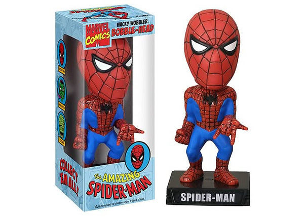 Marvel - The Amazing Spider-Man Wacky Wobbler