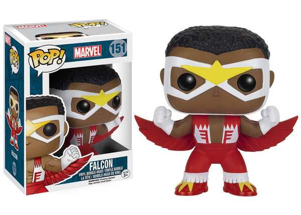 Marvel Comics - Classic Falcon Pop! Vinyl