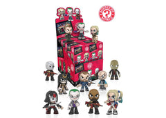 Suicide Squad Mystery Mini Blind Box Vinyl Figures