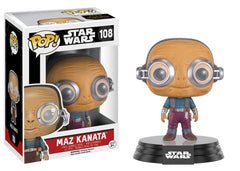 Star Wars Episode 7 - The Force Awakens Maz Kanata Pop! Vinyl