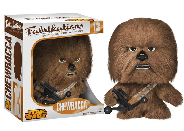 Funko Fabrikations Star Wars - Chewbacca Plush Figure
