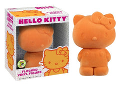 Hello Kitty - Orange Flocked Hello Kitty Pop! Vinyl