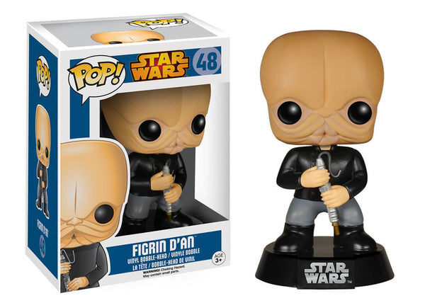 Star Wars - Figrin D'an Pop! Vinyl