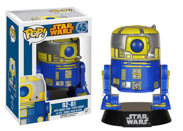 Star Wars - R2-B1 Pop! Vinyl