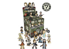 The Walking Dead Series 4 Mystery Mini Blind Box Vinyl Figures