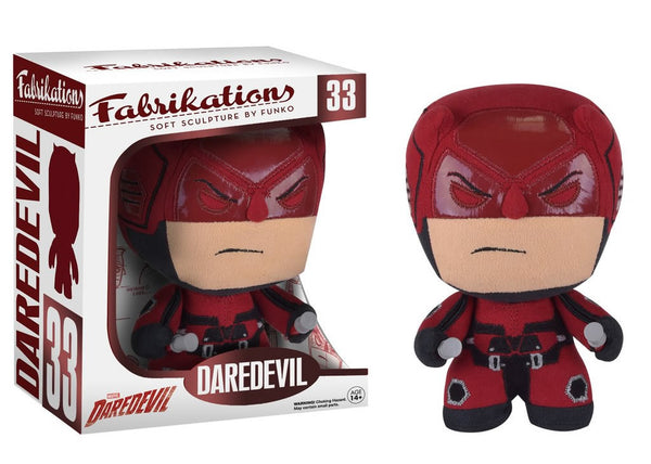 Funko Fabrikations Marvel - Daredevil Plush Figure