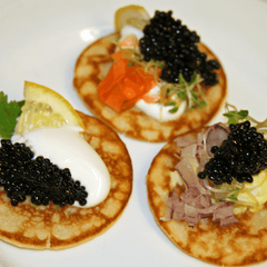 Caviar Assortments