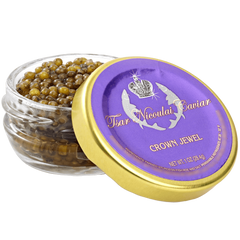 Tsar Nicoulai Crown Jewel caviar