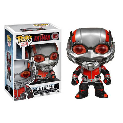 Ant-Man Pop! Vinyl Bobble Head Figure