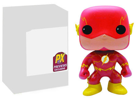 Flash New 52 Pop! Vinyl Figure - <p><b><font color=black>Previews Exclusive</font></b></p>