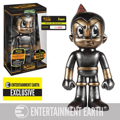 Astro Boy Metal Mix Premium Hikari Sofubi Vinyl Figure - <p><b><font color=black>Entertainment Earth Exclusive</p><p>Limited Edition (1000)</font></b></p>