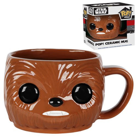 Star Wars Chewbacca Pop! Home 12 oz. Mug