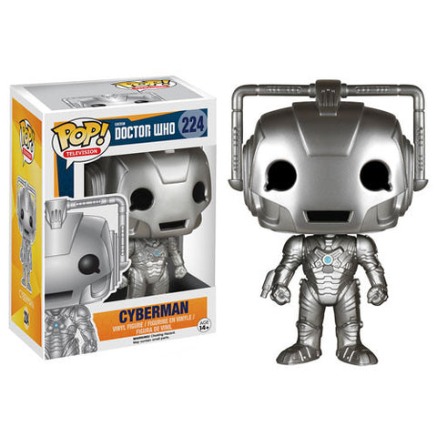 Doctor Who Cyberman Pop! Vinyl Figure