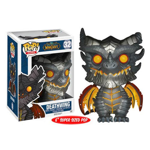 World of Warcraft Deathwing 6-Inch Pop! Vinyl Figure