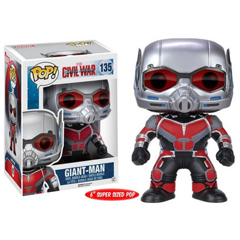 Captain America: Civil War Giant-Man 6-Inch Pop! Vinyl Figure