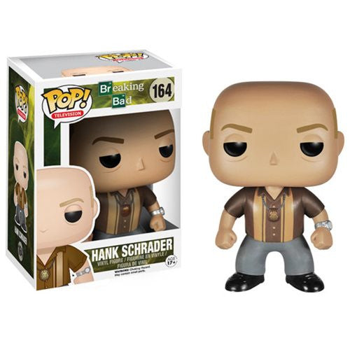 Breaking Bad Hank Schrader Pop! Vinyl Figure