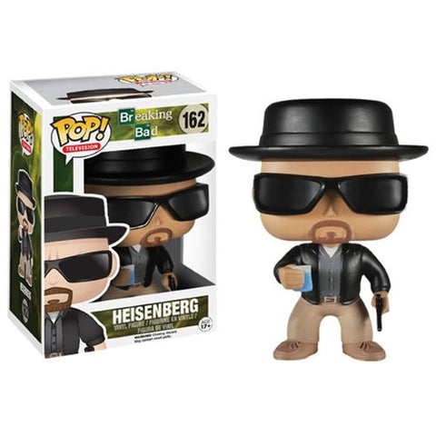 Breaking Bad Walter White as Heisenberg Pop! Vinyl Figure