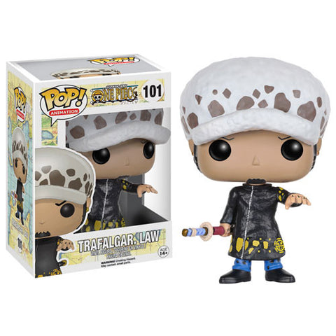 One Piece Trafalgar Law Pop! Vinyl Figure
