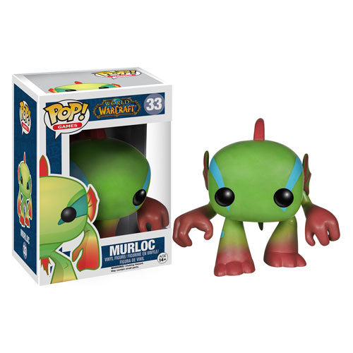 World of Warcraft Murloc Pop! Vinyl Figure