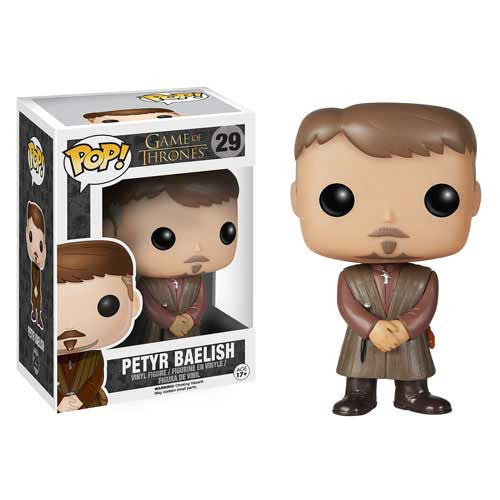 Game of Thrones Petyr Baelish Littlefinger Pop! Vinyl Figure
