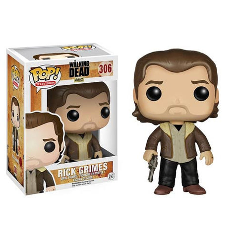 The Walking Dead Season 5 Rick Grimes Pop! Vinyl Figure