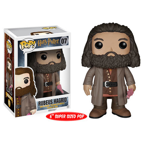 Harry Potter Rubeus Hagrid 6-Inch Pop! Vinyl Figure