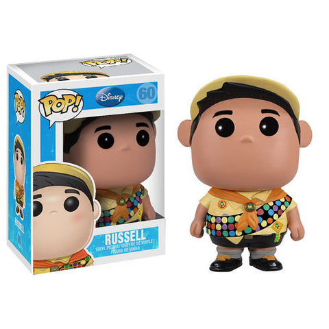 Up Russell Disney Pixar Pop! Vinyl Figure
