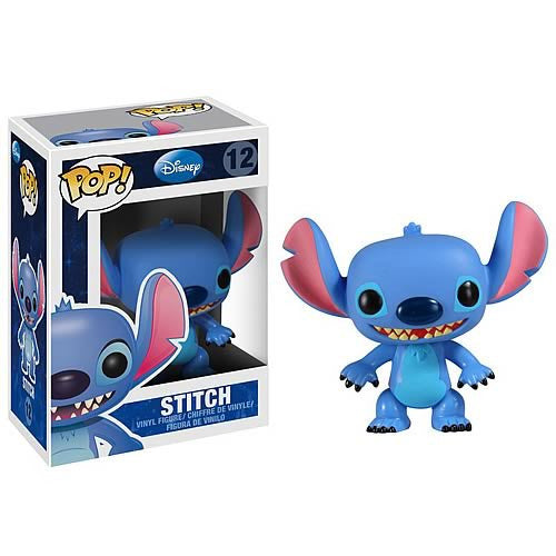 Disney Lilo & Stitch Stitch Pop! Vinyl Figure