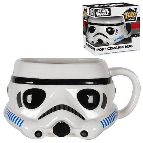 Star Wars Stormtrooper Pop! Home 12 oz. Mug