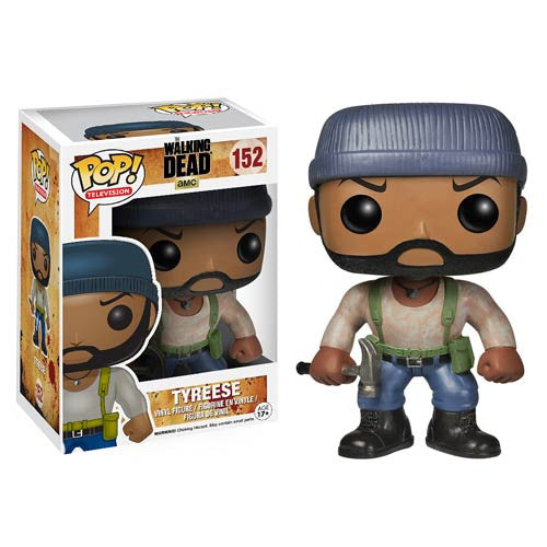 The Walking Dead Tyrese Pop! Vinyl Figure