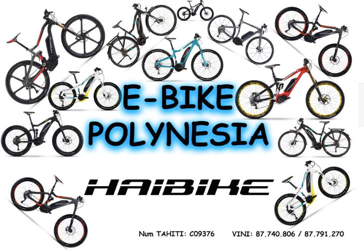 E-bike polynesia