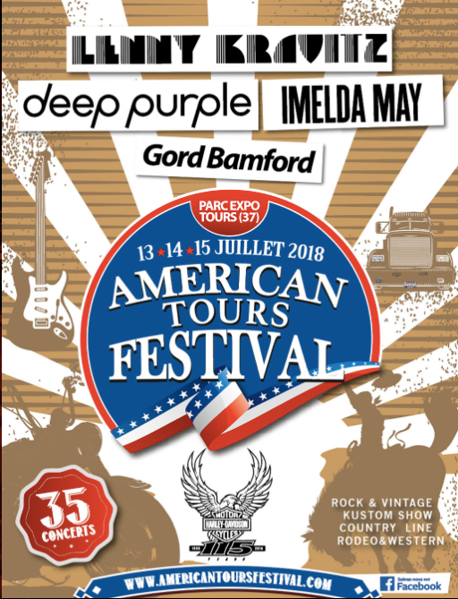 2018 American Tours Festival