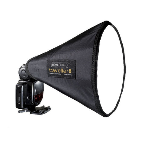Honl Photo traveller8 Softbox for Speedlight Flash