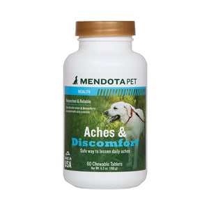 Aches & Discomfort - 60 Tablets