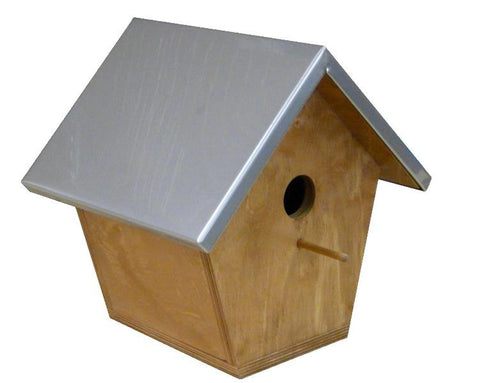 Stainless Bird House