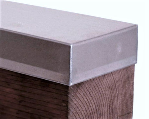 Galvanized Beam Cap